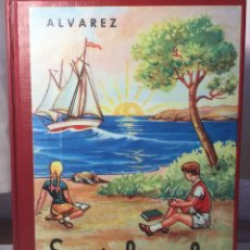 Libros antiguos: ENCICLOPEDIA ÁLVAREZ TERCER GRADO. Lote 295997848