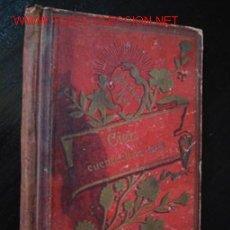 Libros antiguos: CIEN CUENTECITOS MÁS PARA LOS NIÑOS, POR CRISTÓBAL SCHMID. Lote 27166097