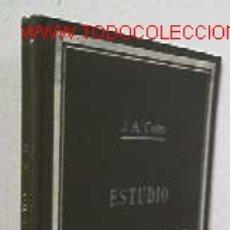 Libros antiguos: ESTUDIO SOBRE EL CARBONIZAJE -AÑO 1931-. Lote 26956655