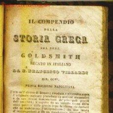Alte Bücher - HISTORIA GRIEGA - 6674138
