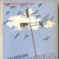 Libros antiguos: CALENDARIO METEORO-FENOLÓGICO DEL AÑO 1966. Lote 26113072