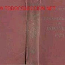 Libros antiguos: 1923....MANUAL DEL INGENIERO. Lote 26870714