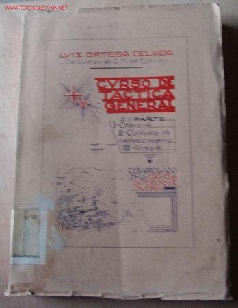 CURSO DE TÁCTICA GENERAL. (Libros Antiguos, Raros y Curiosos - Ciencias, Manuales y Oficios - Otros)