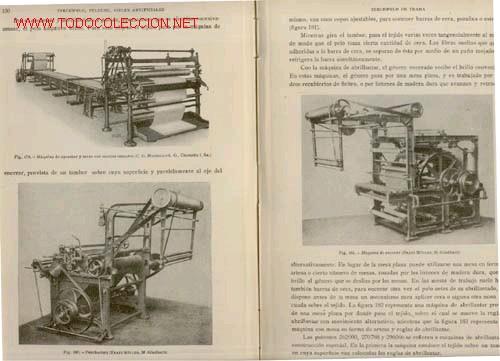 1936 TEJIDOS ESPECIALES HERZOG GUSTAVO GILI ENCICLOPEDIA TEXTIL (Libros Antiguos, Raros y Curiosos - Ciencias, Manuales y Oficios - Otros)
