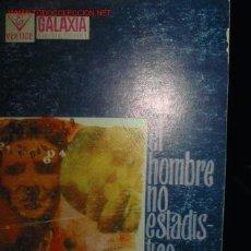 Libros antiguos: EL HOMBRE NO ESTADISTICO. SF ANTIGUA.. Lote 27554405