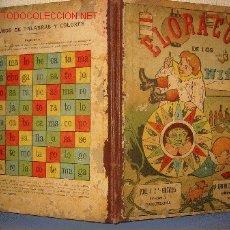 Libros antiguos: EL ORÁCULO DE LOS NIÑOS -AÑO1902. Lote 16550096