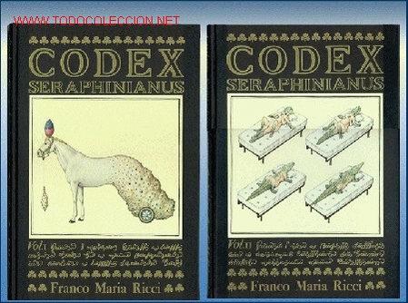 ¡OFERTA EXCEPCIONAL!: CODEX SERAPHINIANUS (Libros Antiguos, Raros y Curiosos - Bellas artes, ocio y coleccionismo - Otros)