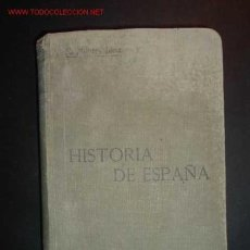 Libros antiguos: RESUMEN DE HISTORIA DE ESPAÑA POR RAFAEL MONTES DIAZ,3ªEDICION,COREGIDA Y AUMENTADA,1916. Lote 9422902