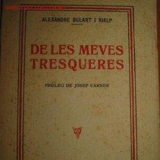 Libros antiguos: VIATGES. CARCASONNE, PERPIGNYAN, PARIS, ROMA,..1.928. Lote 26621739