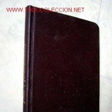 Libros antiguos: PILAS Y ACUMULADORES, POR HENRY DE GRAFFIGNY. Lote 26037067
