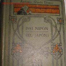 Libros antiguos: EL JAPON. (DAI NIPON). FINALES SIGLO XIX. Lote 24539987