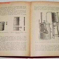Libros antiguos: LA PERFUMERIA . JOSE POCH MOGUER - CASA EDITORIAL BAILLY BAILLIERE - MADRID 2ª EDICION - 1920 161 PA. Lote 26765590
