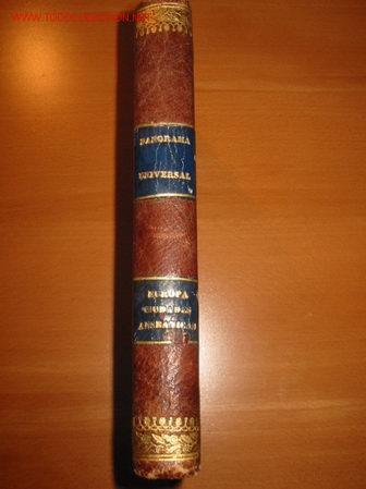 HISTORIA DE LAS CIUDADES ANSEATICAS. APROX. 1.840. (Libros Antiguos, Raros y Curiosos - Historia - Otros)