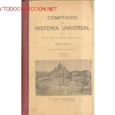 Libros antiguos: 1930.HISTORIA UNIVERSAL. 3 TOMOS. OCASION . Lote 27577274