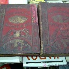 Libros antiguos: EL CERRAJERO MODERNO - TRATADO TEORICO Y PRACTICO DE CERRAJERIA Y FUNDICION - 1886?--SIN GASTOS ENVI. Lote 9346467