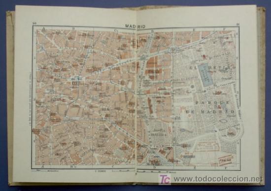 Libros antiguos: ATLAS GEOGRAFICO Y ESTADISTICO DE ESPAÑA Y PORTUGAL. CON PLANOS DE CIUDADES. LIB MOLINS, BCN, 1936 - Foto 5 - 21611766