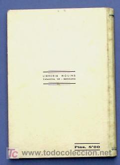 Libros antiguos: ATLAS GEOGRAFICO Y ESTADISTICO DE ESPAÑA Y PORTUGAL. CON PLANOS DE CIUDADES. LIB MOLINS, BCN, 1936 - Foto 7 - 21611766