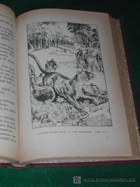 Libros antiguos: A LO LARGO DEL AMAZONAS (Tomo I) de W.H.G. KINGSTON - Foto 4 - 12275266