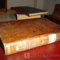 Libros antiguos: 1817- JUZGADOS MILITARES DE ESPAÑA E INDIAS-TOMO I. Lote 26400795