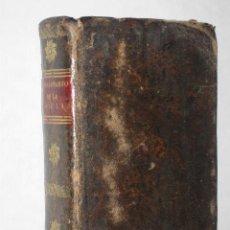Libros antiguos: DICCIONARIO MANUAL DE LA FÁBULA, EN FORMA DE HISTORIA, ADORNADO DE 16 ESTAMPAS. IMP. SANCHA. 1828. Lote 25355290