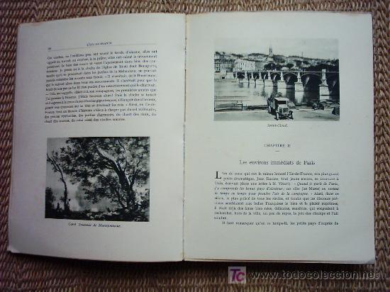 Libros antiguos: L´ILE -DE-FRANCE. EDMOND PILON. 1ª EDICIÓN 1935. COUVERTURE DE CAMILLE CARLIER-VIGNAL. 261 HELIOGRAV - Foto 2 - 26919339