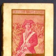 Libros antiguos: COLECCION AMBOS MUNDOS. EL CAPITAN RICHARD. A. DUMAS, PADRE. F. GRANADA Y CIA. EDIT. BARCELONA, S/F. Lote 24722891