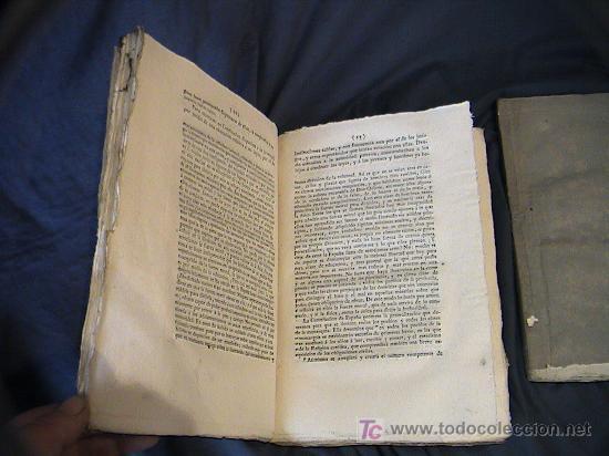 Libros antiguos: SUPLEMENTO AL CONTRATO SOCIAL DE ROUSSEAU APLICABLE A GRANDES NACIONES.IMPRENTA BRUGADA AÑO 1821 - Foto 3 - 3663592