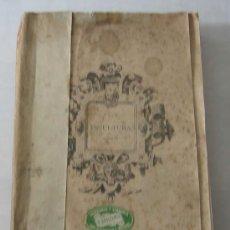 Libros antiguos: LA ESCULTURA ANTIGUA POR PEDRO PARIS ...1888 +/-.184 DIBUJOS (CREO QUE SON GRABADOS) . Lote 15791673