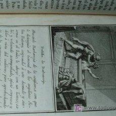 Libros antiguos: ZX AÑO 1803 ILUSTRADO DESCRIPCION E HISTORIA ARGELIA TUNEZ LIBIA MALTA FRANCIA E ITALIA. Lote 25334990