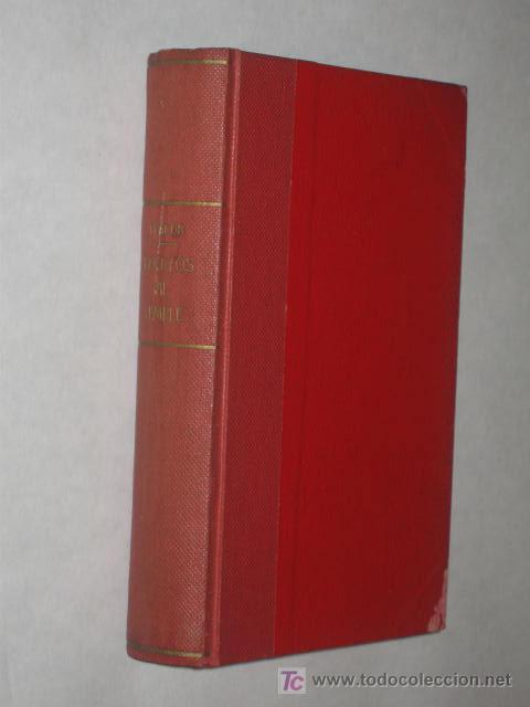 Libros antiguos: Bocetos al temple. Tipos trashumantes, por José María de Pereda. Tomo VIII. 4ª Ed. 1922 - Foto 2 - 26190663
