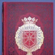 Libros antiguos: NAVARRA TOMO I Y II. POR D. PEDRO DE MADRAZO. DANIEL CORTEZO EDITOR. BARCELONA, 1886.. Lote 25648050