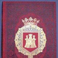 Libros antiguos: TOLEDO Y CIUDAD REAL. TOMO III. POR JOSE Mª QUADRADO Y VICENTE DE LA FUENTE. ED. D. CORTEZO, 1886.. Lote 24839976