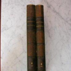 Libros antiguos: ENCICLOPEDIA LA CREACIÓN. HISTORIA NATURAL. EDICIÓN MONTANER Y SIMÓN. 1873 (5 TOMOS). Lote 3936350