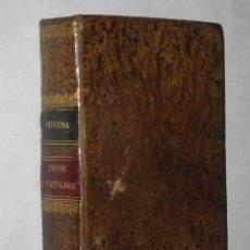 Libros antiguos: TIPOS Y PAISAJES, POR JOSÉ MARÍA DE PEREDA. SEGUNDA EDICIÓN. TOMO VI OBRAS COMPLETAS. 1897. Lote 26542476