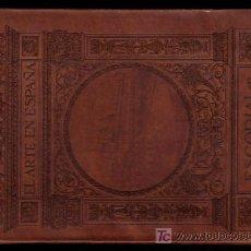Libros antiguos: MONASTERIO DE EL ESCORIAL ( TOMO 1 ) * 48 FOTOGRAFIAS * CIRCA 1915 * . Lote 24350747