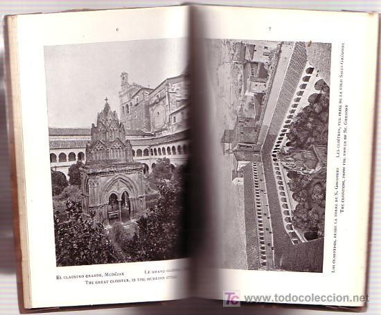 Libros antiguos: MONASTERIO de EL ESCORIAL ( Tomo 1 ) * 48 fotografias * circa 1915 * - Foto 2 - 24350747