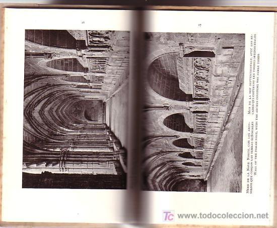 Libros antiguos: MONASTERIO de EL ESCORIAL ( Tomo 1 ) * 48 fotografias * circa 1915 * - Foto 4 - 24350747