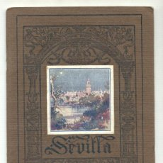 Libros antiguos: SEVILLA. FIESTAS DE PRIMAVERA -LUIS MONTOTO (1851-1929)- AÑOS 1910. MUCHAS FOTOS EN SEPIA. ANDALUCÍA. Lote 27575904