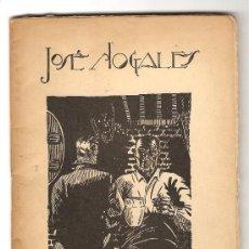 Libros antiguos: LAS TRES COSAS DEL TÍO JUAN .-JOSÉ NOGALES. Lote 26331358