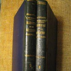 Libros antiguos: MEMORIAS DE UN SESENTON NATURAL Y VECINO DE MADRID, DE D.RAMÓN MESONERO ROMANOS, 1881.. Lote 26819203