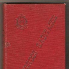 Libros antiguos: RECUERDOS GADITANOS .- DON JOSÉ MARÍA LEÓN Y DOMÍNGUEZ (TEMA LOCAL CÁDIZ). Lote 26331363