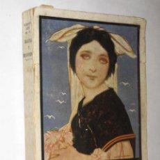 Libros antiguos: GAVIOTAS Y GOLONDRINAS, POR LEOPOLDO LÓPEZ DE SÁA. 1ª ED. CIRCA 1920. CUBIERTA DE OCHOA. Lote 22391293