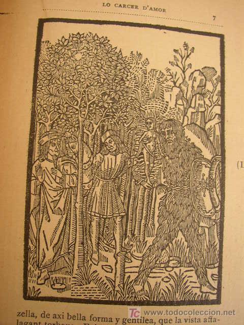Libros antiguos: HISTORIES D´ALTRE TEMPS-LO CARCER D´AMOR- DE DIEGO DE SAN PEDRO-BAR.- M.CM.XII-2ª. EDC.-VER FOTOS - Foto 3 - 17454861