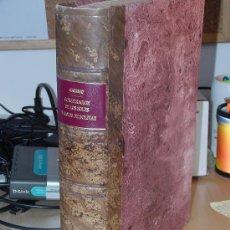 Libros antiguos: 1929.- MASONERIA. CONSPIRACION DE LOS SOLES Y RAYOS DE BOLIVAR. ¡MONUMENTAL OBRA!. Lote 27387999