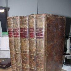 Libros antiguos: AÑO 1805.- LAS LEYES DE ESPAÑA. MANDADA FORMAR POR CARLOS IV. ¡IMPRESIONANTE OBRA!. Lote 27139359