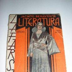 Libros antiguos: JACINTO BENAVENTE - LITERATURA - LA FARSA Nº 303.. Lote 26208378