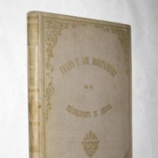 Libros antiguos: COLÓN Y LOS MONTAÑESES EN EL DESCUBRIMIENTO DE AMÉRICA, POR ANGEL DE LOS RÍOS Y RIOS. SANTANDER 1892. Lote 23482485
