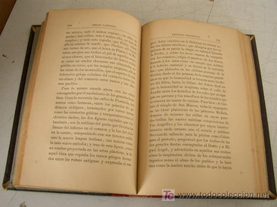 Libros antiguos: RETRATOS HISTÓRICOS- EMILIO CASTELAR-OFIC. DE LA ILUSTRACIÓN ESPAÑOLA Y AMERICANA- 1884- MAD. - Foto 4 - 20329268