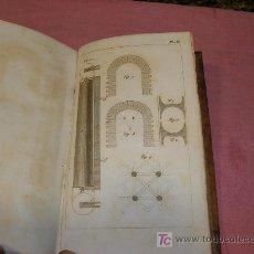 Libros antiguos: BULOS MECANIQUE 1825 DES ARTS SUR METAUX ET SUR BOIS. Lote 9855373