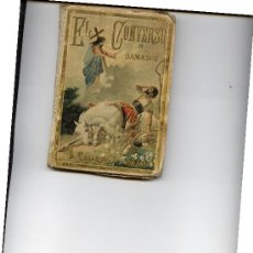 Libros antiguos: EL CONVERSO DE DAMASCO - ED. SATURNINO CALLEJA. Lote 5133325
